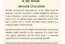 Monate Chocolate Thank you @naturalmedicinemag for making #monatechocolate your find of the month! #august #findofthemonth #rawchocolate #southafrica #naturalmedicinemag