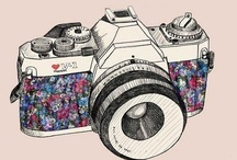 Digital photography & Photoshop / Digital photography tips,tricks, info, guides, ecourses and other related camera stuff / by Art, Love and Joy