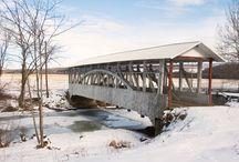 Covered bridges Pennsylvania