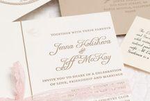 Fonts and more / #fonts #invitations #prettyfonts