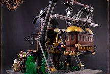 Lego (Steampunk,Dieselpunk)