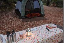 Camping / by Kena EdgeSightandSound.com