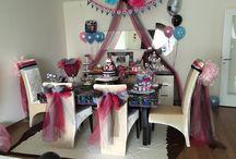 Ela's birthday