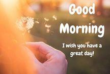 morning msg