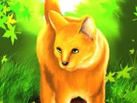 Firestar / Firestar leader of ThunderClan Warrior Cats