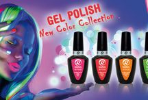 Gel Polish Glimmer Collection