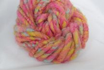 Etselry Team Fiber Arts: Yarn / Hand-dyed, handspun, and commercially produced yarn from Ravelry members with Etsy shops / by Etselry Team