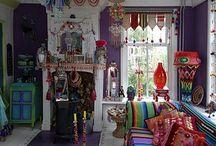 Kolorowe mieszkania