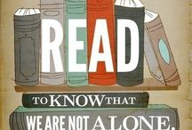 Bibliophile / I absolutely love to read! It is one of my fave things to do! / by Chelsea S