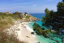 Fotos de las islas Cíes