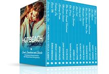 Hot Beach Romance: Sand, Sunshine and SIzzle / ***Ready for a summer escape? Get 15 contemporary romance stories by best-selling and award-winning authors for 99¢! Each novel and novella has a beach setting, an irresistible love story with HEA, and high sizzle factor. Slather on the sunscreen, grab a cool drink, and get ready to get hot!***