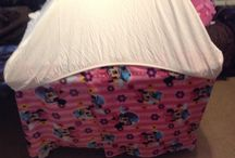 Pack n play fort