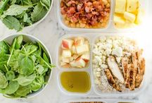 Food: Work Week Lunches / by Jenni Bost
