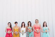 lovely bridesmaids