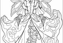 coloring pages for the kiddos