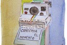 Conserva el Momento / Ideas e inspiración para conservar el momento de una forma original y diferente.