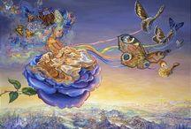 Art ✔ Josephine Wall