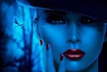 BLUES hues I like