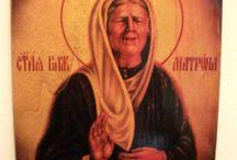Αγία Ματρώνα η τυφλή- St. Matrona the Blind