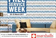 Free Service Week