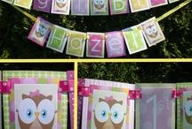 birthday ideas / by Shawna Smith