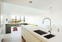 Kitchen Ideas / A collection of cool kitchen ideas