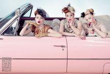 Pink ♥ / Color me tickled ♥pink♥!