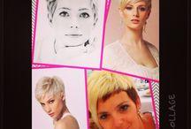 Blond spring 2014 / Kort blond