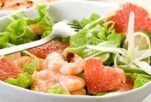 salade pamplemousse
