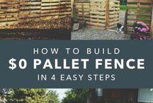palette fence