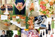 My Pinterest Wedding / Anyone married before Pinterest should get a wedding do over :)