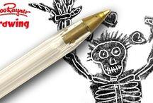 Empty Pens