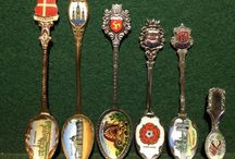 Collectors Souvenir Spoons / A selection of items that are for sale in our ebay shop. http://stores.ebay.co.uk/antiquesandcollectables4u