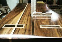Patrick's woodworking / #패트릭목공소 #취미 #목공수업 #원목 #가구공방 #가구디자인 #가구공예 #가구 #방스타그램 #주문생산 #주문제작 #원목가구  #월넛 #인테리어 #식탁 #의자 #목공소 #furnituredesign #furnituredesigner