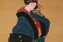 Японские художники