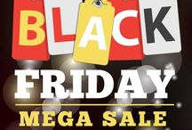Shopping vectors / Free vectors about holiday shopping, Black Friday, Christmas sale etc.