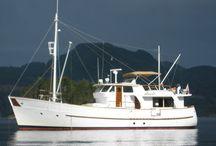 trawler boats