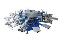 Máquinas de estampado / Máquinas de estampado para la industria textil