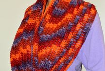 scarves / by Relaxed Lux by Kathleen Fields