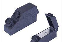 External Flashlight Portable Gemology Gemstone GEM Refractometer with Gift Box Gemology Test
