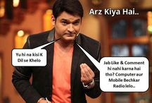 Comedy with kapil