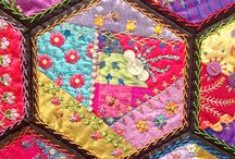 Quilts: English Paper Piecing