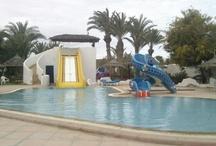 Hôtel Fiesta Beach*** / Hôtel situé à Djerba (Tunisie)