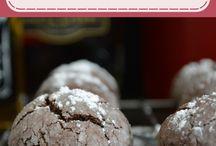 baking & icing :)