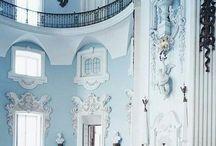 Interior design / Aesthetics structure