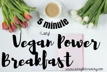 Vegan and Vegetarian Recipes / Are you vegan or vegetarian and looking for new recipe ideas and inspiration? Or perhaps you are a meat eater but want to cook some meat free meals for a change? Here is a collection of my fave veggie and vegan meals!