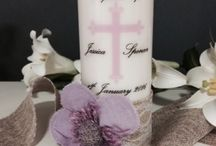 Ceremony and Bomboniere Candles