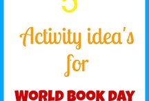World Book Day / Themes for WBD.