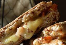 Sandwichs, panini et Cie
