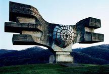 Abandon & Mysterious Monuments